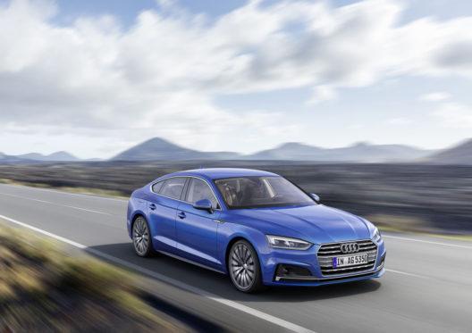 Audi A5 Sportback G-tron CNG