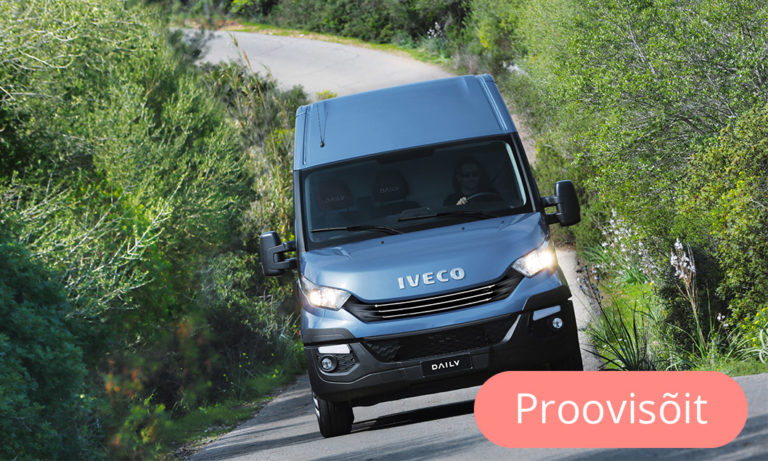 Iveco Daily CNG buss