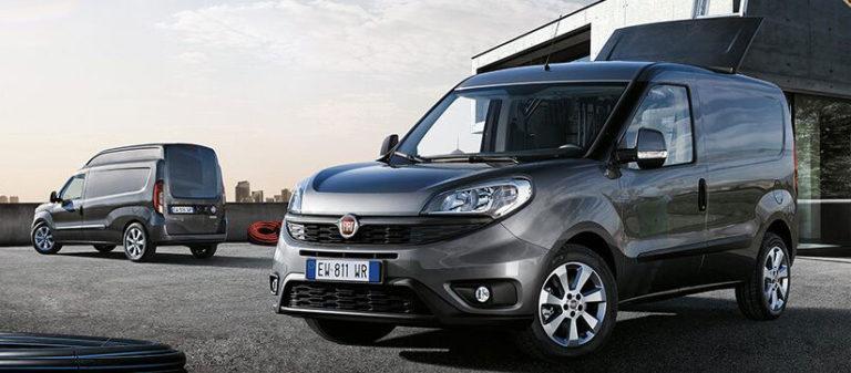 Fiat Doblo Cargo CNG hübriid