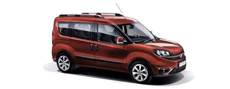 Fiat Doblo CNG hübriid