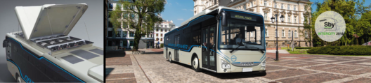 Iveco Crossway LE low entry CNG bus