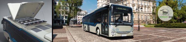 Iveco Crossway LE CNG buss