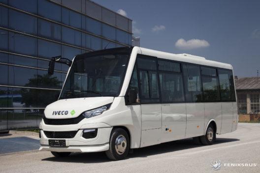 Iveco Feniksbus CNG bus