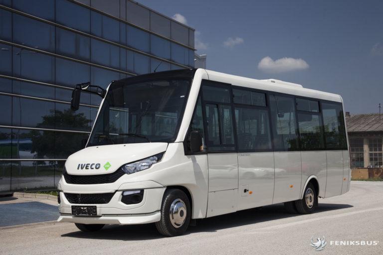 Iveco Feniksbus CNG buss