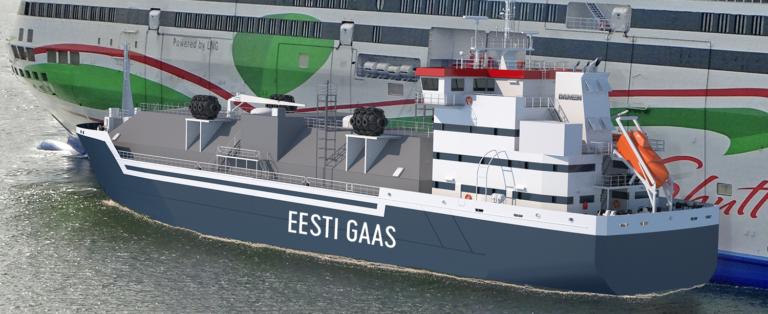 Eesti Gaasi LNG Punkerlaev
