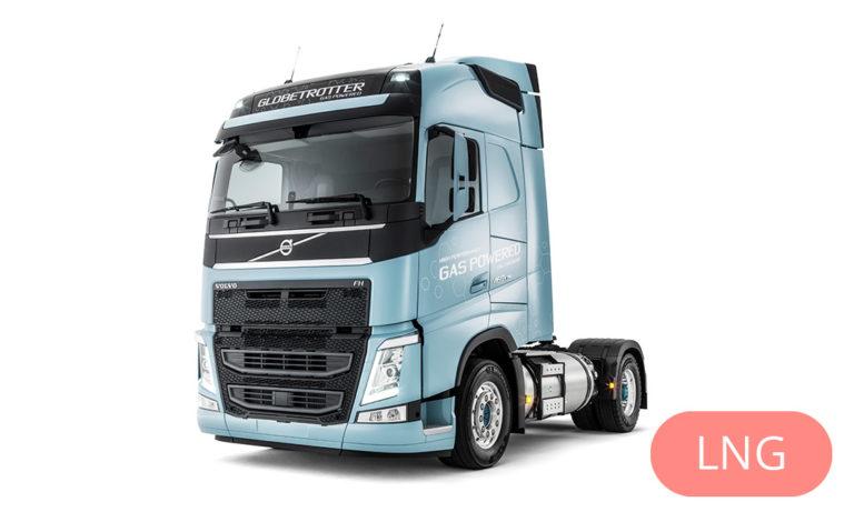 Volvo FH LNG
