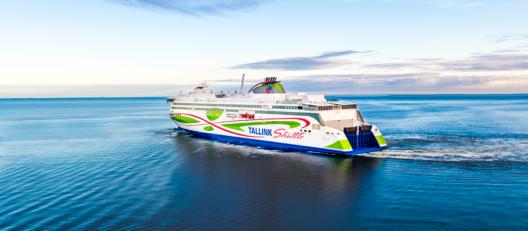 Tallink Megastar laev