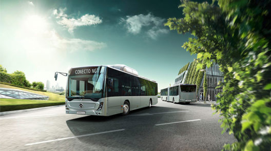 Mercedes-Benz Conecto CNG bus