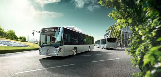 Mercedes-Benz Conecto CNG buss