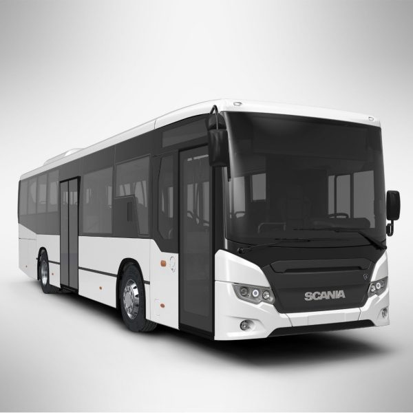 Scania Citywide LE Suburban CNG buss