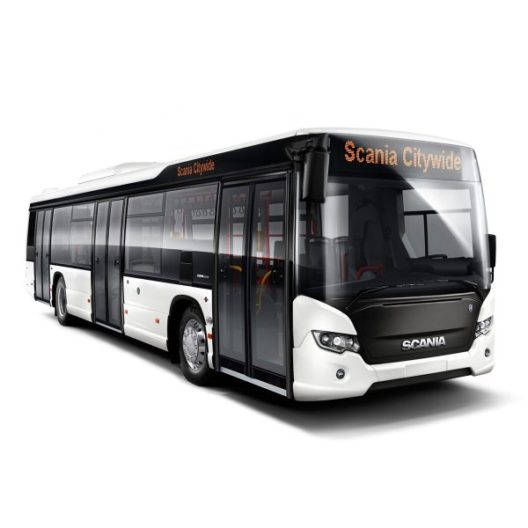 Interlink Citywide low decker CNGbus