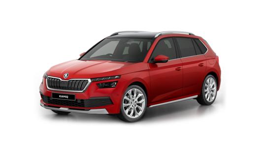 Škoda Kamiq CNG
