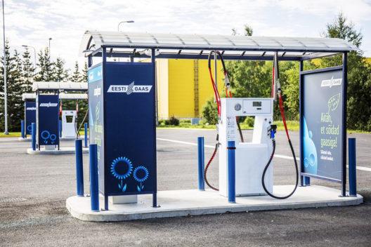 Eesti Gaas suurendas mullu surugaasi ja elektri müüki