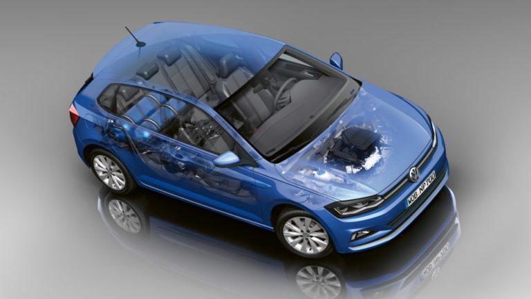 Volkswagen Polo CNG hübriid
